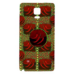 Spanish And Hot Galaxy Note 4 Back Case by pepitasart