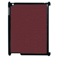 Seamless Texture Tileable Book Apple Ipad 2 Case (black)