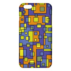 Square Background Background Texture Iphone 6 Plus/6s Plus Tpu Case by Onesevenart