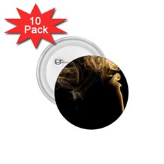 Smoke Fume Smolder Cigarette Air 1 75  Buttons (10 Pack) by Onesevenart