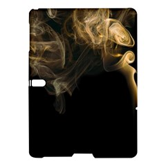 Smoke Fume Smolder Cigarette Air Samsung Galaxy Tab S (10 5 ) Hardshell Case  by Onesevenart