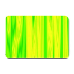 Shading Pattern Symphony Small Doormat  by Onesevenart