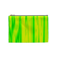 Shading Pattern Symphony Cosmetic Bag (medium)  by Onesevenart