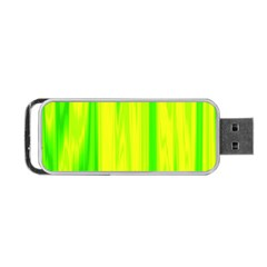 Shading Pattern Symphony Portable Usb Flash (one Side) by Onesevenart