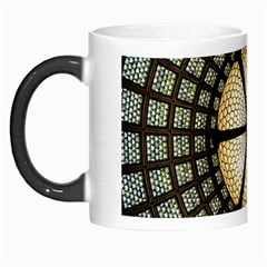 Stained Glass Colorful Glass Morph Mugs by Onesevenart
