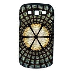 Stained Glass Colorful Glass Samsung Galaxy S Iii Classic Hardshell Case (pc+silicone) by Onesevenart