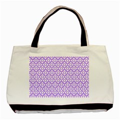 The Background Background Design Basic Tote Bag by Onesevenart