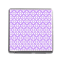 The Background Background Design Memory Card Reader (square) by Onesevenart