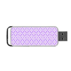 The Background Background Design Portable Usb Flash (two Sides) by Onesevenart