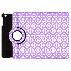 The Background Background Design Apple Ipad Mini Flip 360 Case by Onesevenart