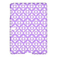 The Background Background Design Samsung Galaxy Tab S (10 5 ) Hardshell Case  by Onesevenart