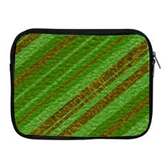 Stripes Course Texture Background Apple Ipad 2/3/4 Zipper Cases by Onesevenart