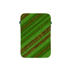 Stripes Course Texture Background Apple Ipad Mini Protective Soft Cases by Onesevenart