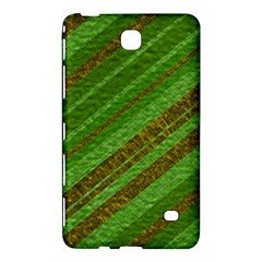Stripes Course Texture Background Samsung Galaxy Tab 4 (7 ) Hardshell Case  by Onesevenart