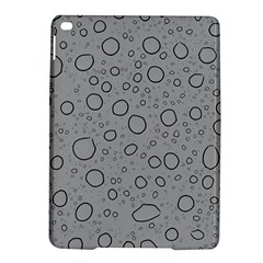 Water Glass Pattern Drops Wet Ipad Air 2 Hardshell Cases by Onesevenart