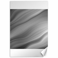 Wave Form Texture Background Canvas 20  X 30   by Onesevenart