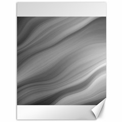 Wave Form Texture Background Canvas 36  X 48   by Onesevenart