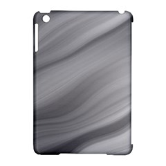 Wave Form Texture Background Apple Ipad Mini Hardshell Case (compatible With Smart Cover) by Onesevenart