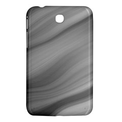 Wave Form Texture Background Samsung Galaxy Tab 3 (7 ) P3200 Hardshell Case  by Onesevenart