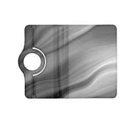 Wave Form Texture Background Kindle Fire Hd (2013) Flip 360 Case by Onesevenart