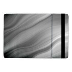 Wave Form Texture Background Samsung Galaxy Tab Pro 10 1  Flip Case by Onesevenart