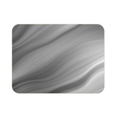 Wave Form Texture Background Double Sided Flano Blanket (mini)  by Onesevenart