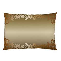 Floral Decoration Pillow Case (two Sides) by Onesevenart