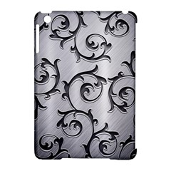 Floral Apple Ipad Mini Hardshell Case (compatible With Smart Cover) by Onesevenart
