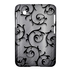 Floral Samsung Galaxy Tab 2 (7 ) P3100 Hardshell Case  by Onesevenart
