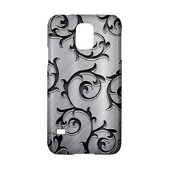 Floral Samsung Galaxy S5 Hardshell Case  by Onesevenart