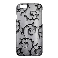 Floral Apple Iphone 6 Plus/6s Plus Hardshell Case by Onesevenart