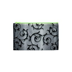 Floral Cosmetic Bag (xs) by Onesevenart