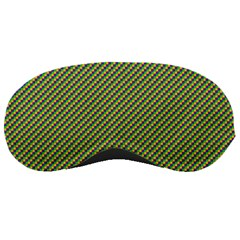 Mardi Gras Checker Boards Sleeping Masks