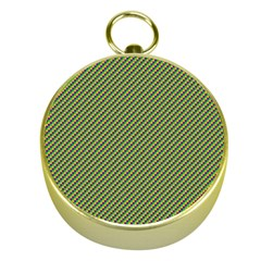 Mardi Gras Checker Boards Gold Compasses by PhotoNOLA