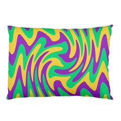Mardi Gars Pillow Case (two Sides) by PhotoNOLA