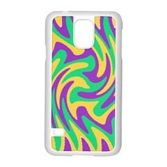 Mardi Gars Samsung Galaxy S5 Case (white) by PhotoNOLA