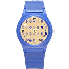 Art Prize Eight Sign Round Plastic Sport Watch (s) by Alisyart
