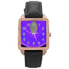 Ceiling Color Magenta Blue Lights Gray Green Purple Oculus Main Moon Light Night Wave Rose Gold Leather Watch  by Alisyart