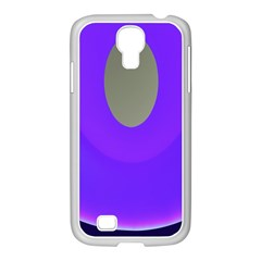 Ceiling Color Magenta Blue Lights Gray Green Purple Oculus Main Moon Light Night Wave Samsung Galaxy S4 I9500/ I9505 Case (white) by Alisyart