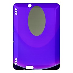Ceiling Color Magenta Blue Lights Gray Green Purple Oculus Main Moon Light Night Wave Kindle Fire Hdx Hardshell Case by Alisyart