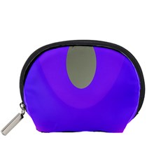 Ceiling Color Magenta Blue Lights Gray Green Purple Oculus Main Moon Light Night Wave Accessory Pouches (small)  by Alisyart