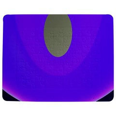 Ceiling Color Magenta Blue Lights Gray Green Purple Oculus Main Moon Light Night Wave Jigsaw Puzzle Photo Stand (rectangular) by Alisyart