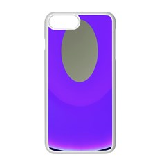 Ceiling Color Magenta Blue Lights Gray Green Purple Oculus Main Moon Light Night Wave Apple Iphone 7 Plus White Seamless Case by Alisyart
