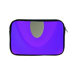Ceiling Color Magenta Blue Lights Gray Green Purple Oculus Main Moon Light Night Wave Apple Macbook Pro 13  Zipper Case by Alisyart