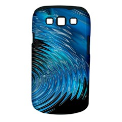 Waves Wave Water Blue Hole Black Samsung Galaxy S Iii Classic Hardshell Case (pc+silicone) by Alisyart