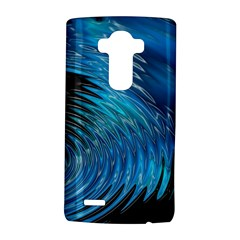 Waves Wave Water Blue Hole Black Lg G4 Hardshell Case by Alisyart