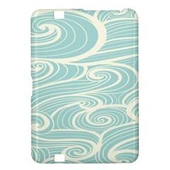Blue Waves Kindle Fire Hd 8 9  by Alisyart