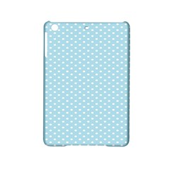 Circle Blue White Ipad Mini 2 Hardshell Cases by Alisyart