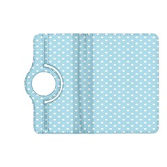 Circle Blue White Kindle Fire Hd (2013) Flip 360 Case by Alisyart