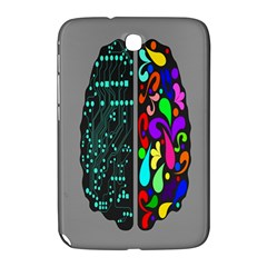 Emotional Rational Brain Samsung Galaxy Note 8 0 N5100 Hardshell Case  by Alisyart
